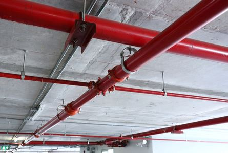 Fire Sprinkler Retrofit